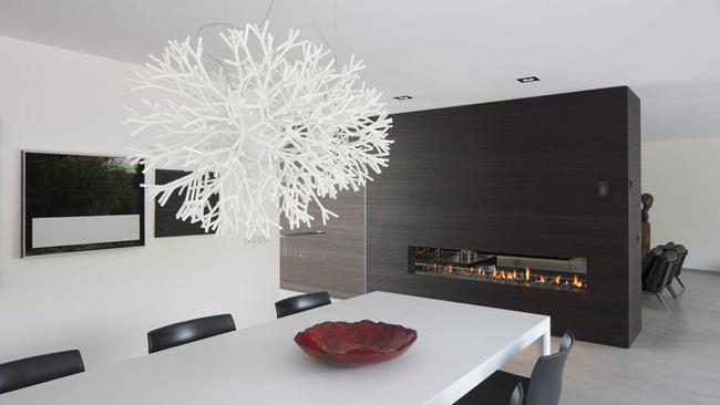 Mách bạn cách chọn đèn trang trí cho phòng ăn gia đình thêm xinh - Ảnh 19.