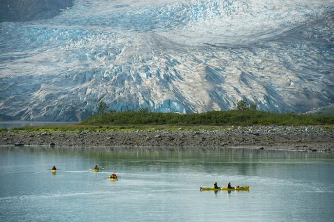 Có một Alaska hoang dã và đẹp phóng khoáng khiến ai cũng ước một lần được đặt chân - Ảnh 1.