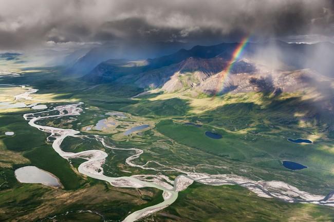 Có một Alaska hoang dã và đẹp phóng khoáng khiến ai cũng ước một lần được đặt chân - Ảnh 13.