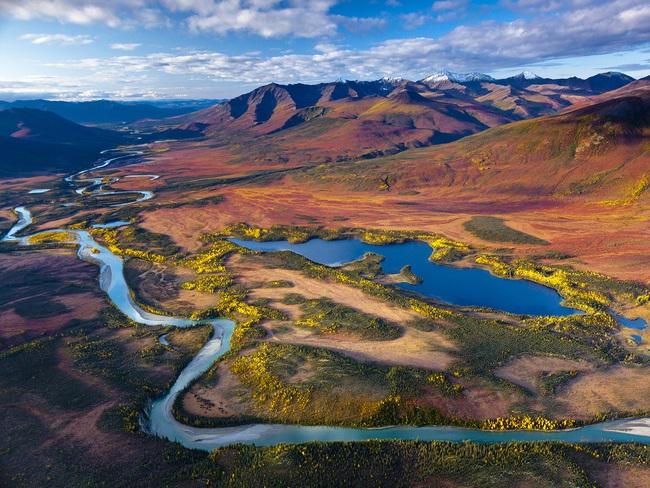 Có một Alaska hoang dã và đẹp phóng khoáng khiến ai cũng ước một lần được đặt chân - Ảnh 14.