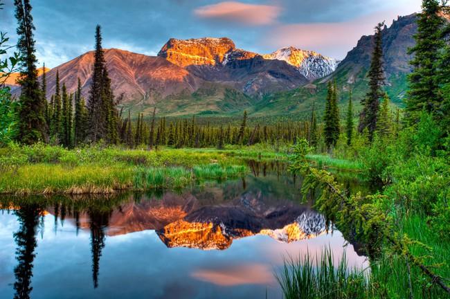 Có một Alaska hoang dã và đẹp phóng khoáng khiến ai cũng ước một lần được đặt chân - Ảnh 16.