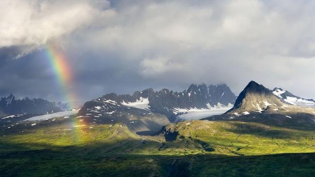 Có một Alaska hoang dã và đẹp phóng khoáng khiến ai cũng ước một lần được đặt chân - Ảnh 18.