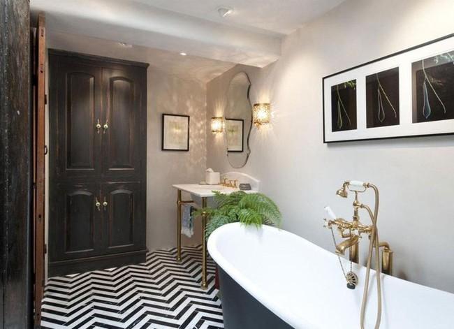 10 xu hướng thiết kế trong phòng tắm nếu không thực hiện bạn sẽ cực kỳ tiếc nuối - Ảnh 1.