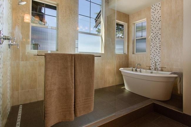 10 xu hướng thiết kế trong phòng tắm nếu không thực hiện bạn sẽ cực kỳ tiếc nuối - Ảnh 9.