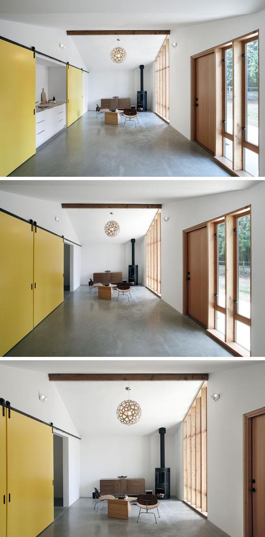 Hé lộ 5 mẫu cửa sẽ soán ngôi kiểu cánh cửa truyền thống trong thời gian tới - Ảnh 4.