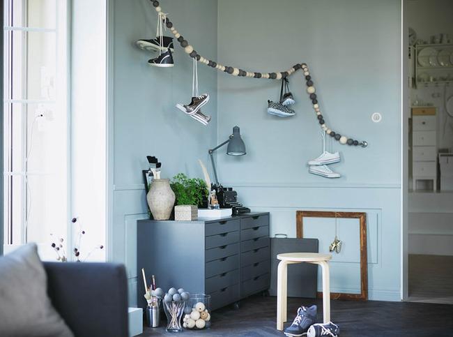 10 ý tưởng lưu trữ giày dành riêng cho hội mê giày tham khảo - Ảnh 6.