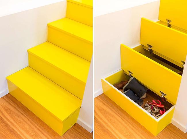 10 ý tưởng lưu trữ giày dành riêng cho hội mê giày tham khảo - Ảnh 8.