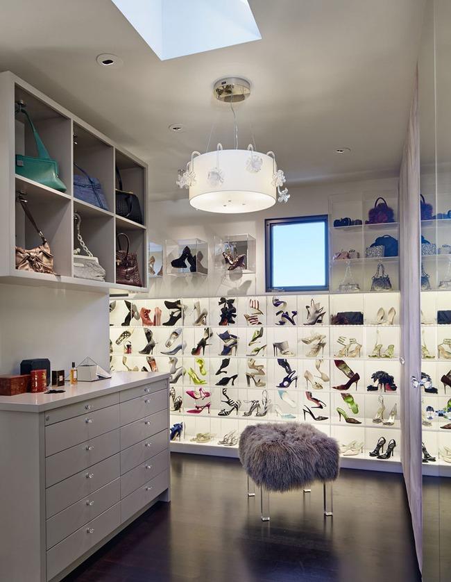 10 ý tưởng lưu trữ giày dành riêng cho hội mê giày tham khảo - Ảnh 10.