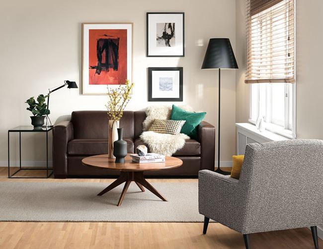 Muốn phòng khách gia đình thêm xinh thì nhất định phải chọn 1 trong 4 loại bàn trà này - Ảnh 9.