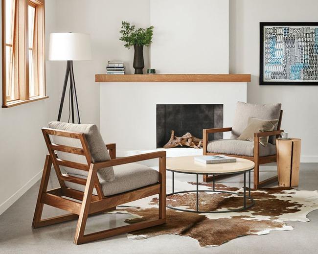 Muốn phòng khách gia đình thêm xinh thì nhất định phải chọn 1 trong 4 loại bàn trà này - Ảnh 12.