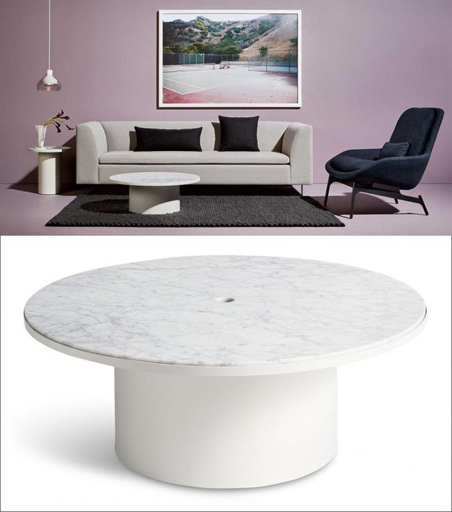 Muốn phòng khách gia đình thêm xinh thì nhất định phải chọn 1 trong 4 loại bàn trà này - Ảnh 13.