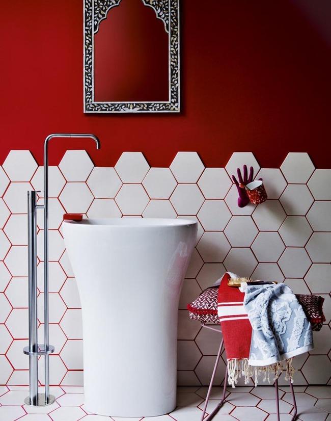 Thỏa thích trang trí nhà xinh với hình lục giác ấn tượng - Ảnh 3.