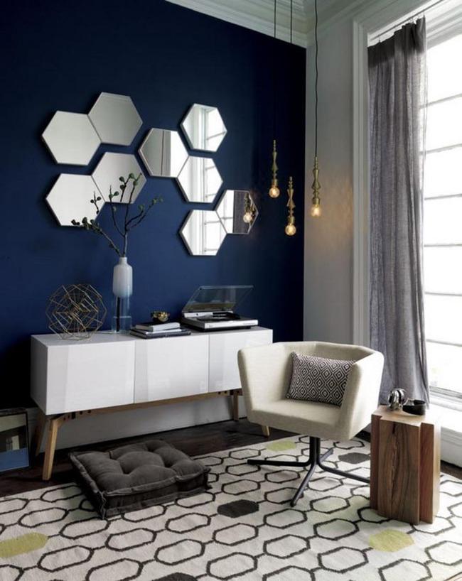 Thỏa thích trang trí nhà xinh với hình lục giác ấn tượng - Ảnh 6.