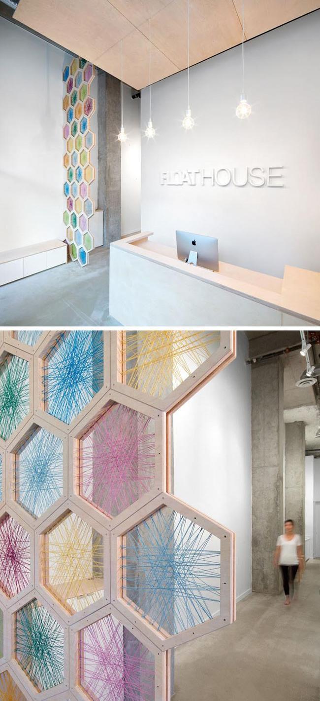 Thỏa thích trang trí nhà xinh với hình lục giác ấn tượng - Ảnh 12.