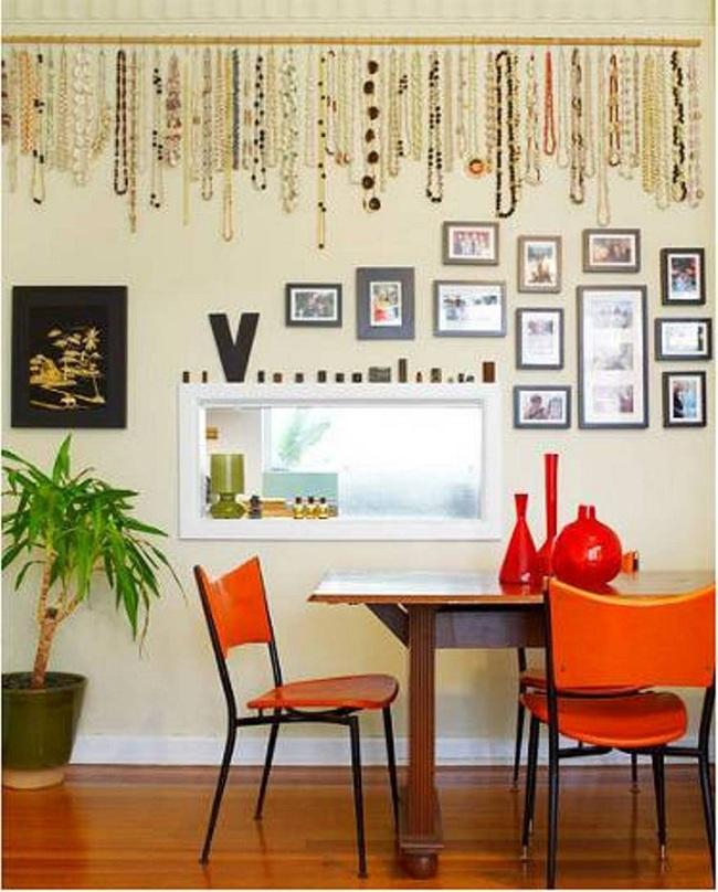 Trang trí phòng ăn với tông màu cam rực rỡ chính là xu hướng của mùa hè năm nay - Ảnh 8.