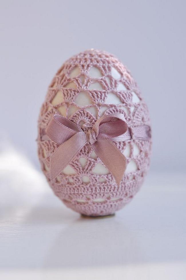 15 cách biến những quả trứng đơn điệu thành món đồ trang trí nhà đầy màu sắc - Ảnh 12.