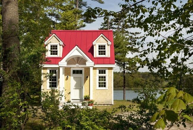 Việc những ngôi nhà nhỏ mọc lên như nấm chứng minh phong cách sống tối giản đang lên ngôi - Ảnh 1.
