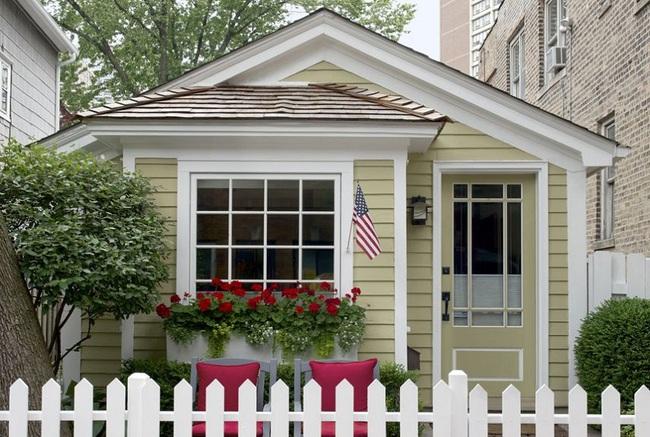 Việc những ngôi nhà nhỏ mọc lên như nấm chứng minh phong cách sống tối giản đang lên ngôi - Ảnh 4.