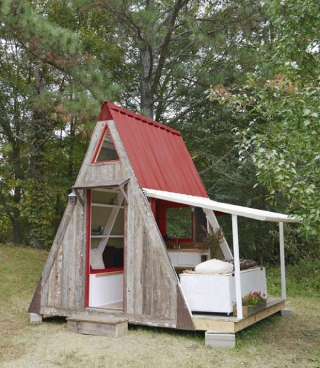 Việc những ngôi nhà nhỏ mọc lên như nấm chứng minh phong cách sống tối giản đang lên ngôi - Ảnh 5.