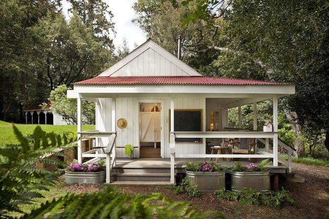 Việc những ngôi nhà nhỏ mọc lên như nấm chứng minh phong cách sống tối giản đang lên ngôi - Ảnh 6.