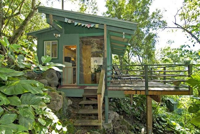 Việc những ngôi nhà nhỏ mọc lên như nấm chứng minh phong cách sống tối giản đang lên ngôi - Ảnh 8.