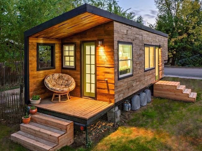 Việc những ngôi nhà nhỏ mọc lên như nấm chứng minh phong cách sống tối giản đang lên ngôi - Ảnh 9.