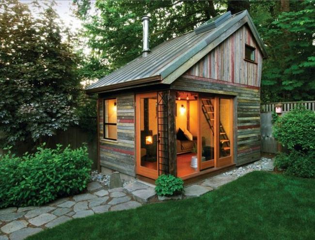 Việc những ngôi nhà nhỏ mọc lên như nấm chứng minh phong cách sống tối giản đang lên ngôi - Ảnh 10.