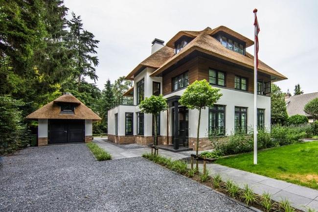 Bạn có tò mò ngôi nhà như thế nào mà được xếp hạng top 1 tại Hà Lan? - Ảnh 1.