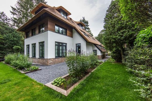 Bạn có tò mò ngôi nhà như thế nào mà được xếp hạng top 1 tại Hà Lan? - Ảnh 20.
