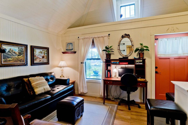 """Ngôi nhà nằm khuất trong rừng có biệt danh """"ngôi nhà dễ thương nhất thế giới"""" - Ảnh 4."""