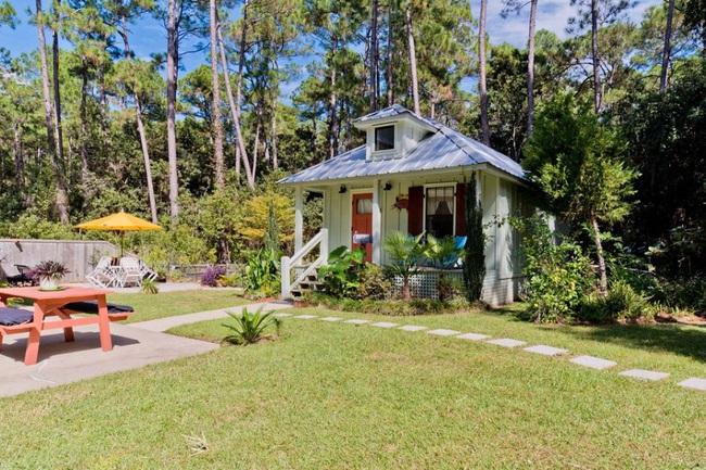 """Ngôi nhà nằm khuất trong rừng có biệt danh """"ngôi nhà dễ thương nhất thế giới"""" - Ảnh 14."""