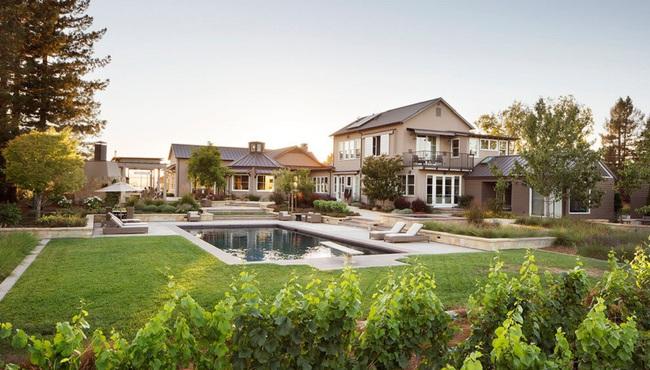 Ngôi nhà này là nơi ai cũng ước mình được sống một lần trong đời - Ảnh 1.