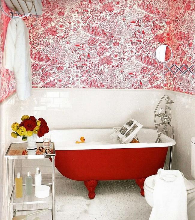 8 phòng tắm khiến ai cũng ưng con mắt mỗi khi bước vào - Ảnh 1.