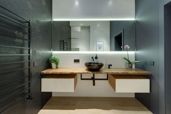 Mách bạn tuyệt chiêu trang trí cho nhà tắm vừa đẹp vừa deep - Ảnh 1.