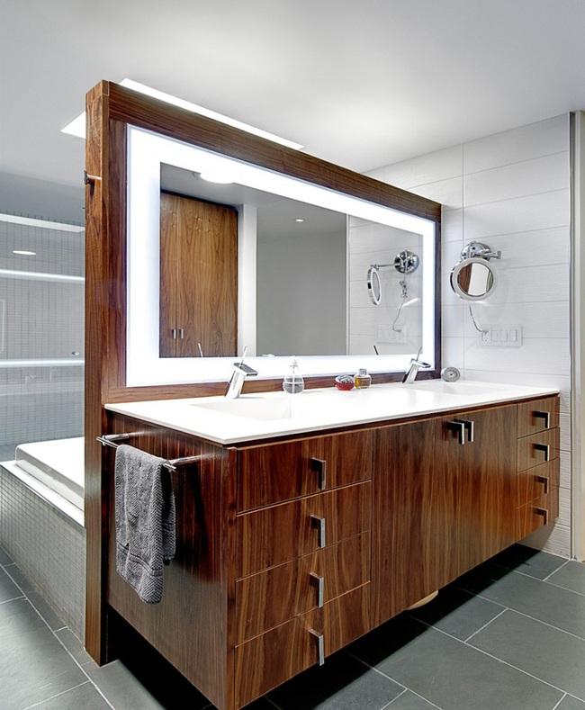 Mách bạn tuyệt chiêu trang trí cho nhà tắm vừa đẹp vừa deep - Ảnh 3.