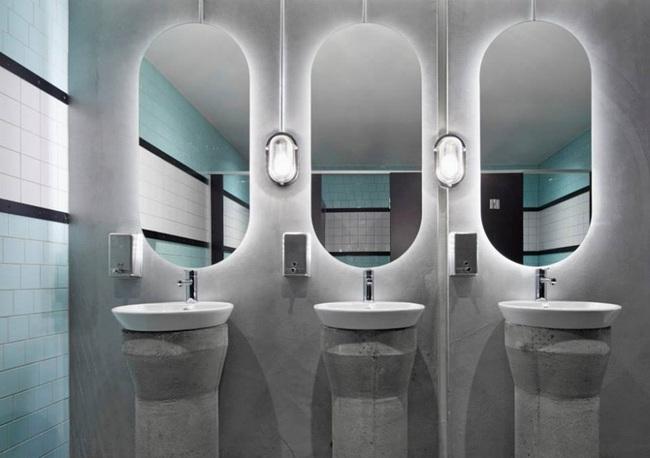 Mách bạn tuyệt chiêu trang trí cho nhà tắm vừa đẹp vừa deep - Ảnh 6.