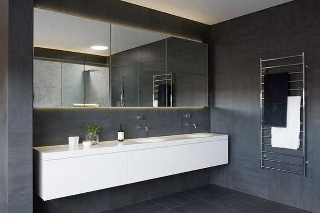Mách bạn tuyệt chiêu trang trí cho nhà tắm vừa đẹp vừa deep - Ảnh 7.