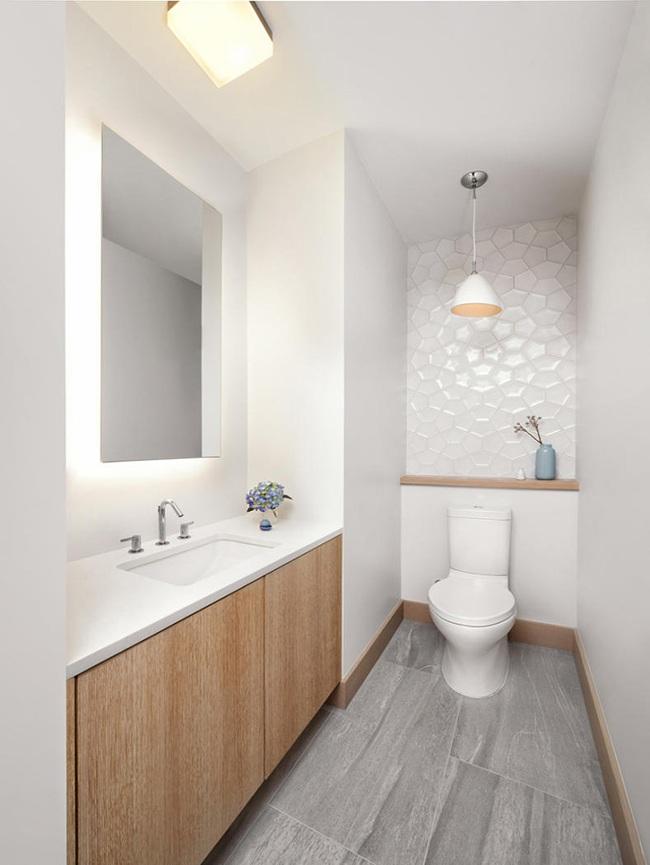 Mách bạn tuyệt chiêu trang trí cho nhà tắm vừa đẹp vừa deep - Ảnh 9.