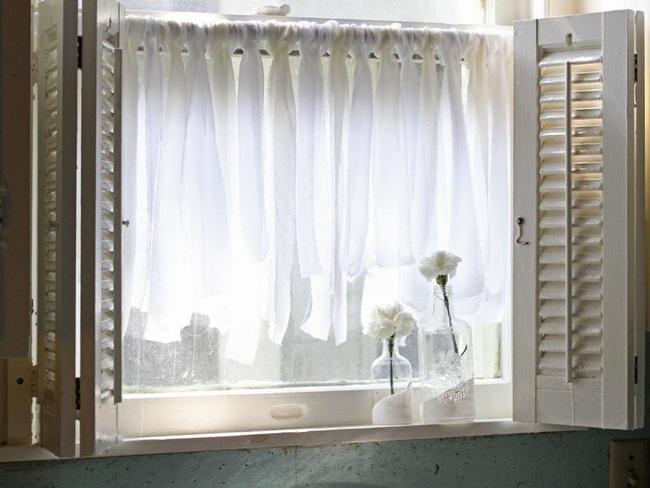 Muốn cửa sổ nhà mình trông tươi mát, hãy thực hiện ngay những cách dưới đây - Ảnh 14.