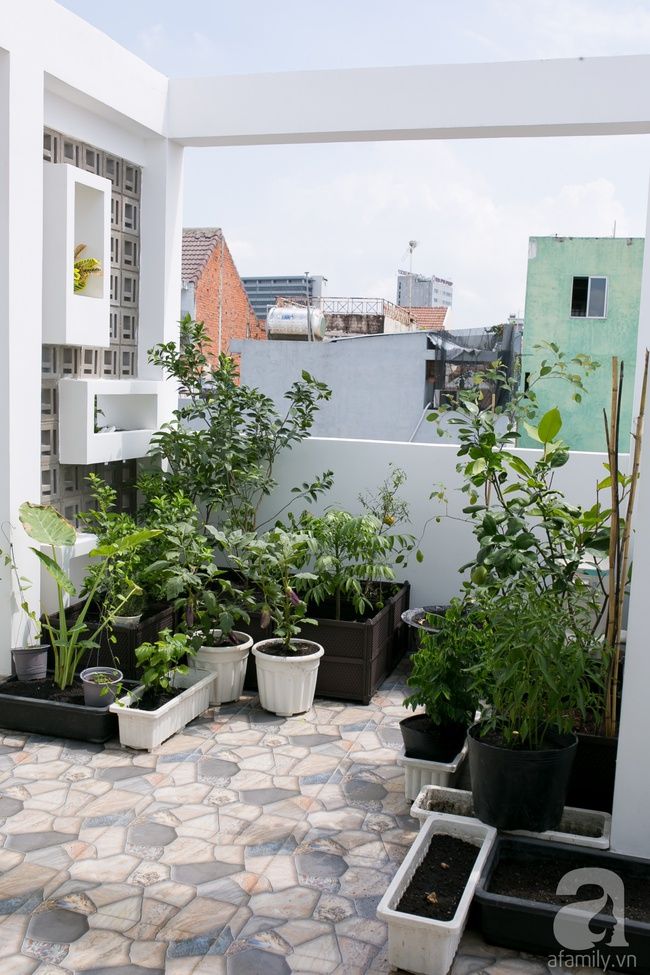 Với chi phí gần 2 tỷ đồng, nhà cấp 4 ở Sài Gòn đã biến thành nhà phố hiện đại đến bất ngờ - Ảnh 26.