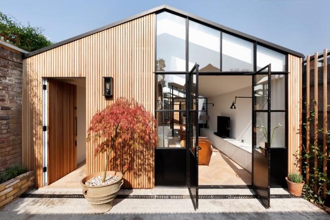Căn nhà cấp 4 khiến vạn người mê nhờ không gian ngập tràn ánh sáng tự nhiên - Ảnh 1.