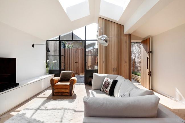 Căn nhà cấp 4 khiến vạn người mê nhờ không gian ngập tràn ánh sáng tự nhiên - Ảnh 3.