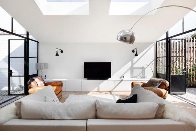 Căn nhà cấp 4 khiến vạn người mê nhờ không gian ngập tràn ánh sáng tự nhiên - Ảnh 4.