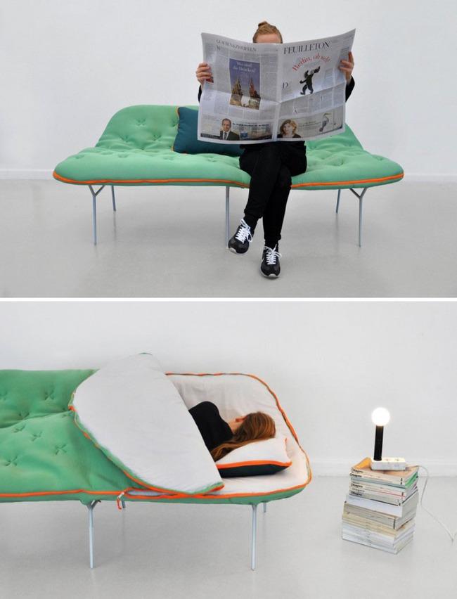13 mẫu giường ngủ thông minh dành cho phòng ngủ nhỏ - Ảnh 6.