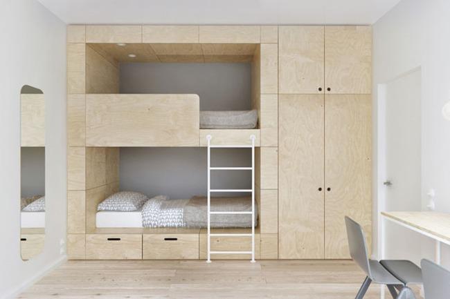 13 mẫu giường ngủ thông minh dành cho phòng ngủ nhỏ - Ảnh 14.