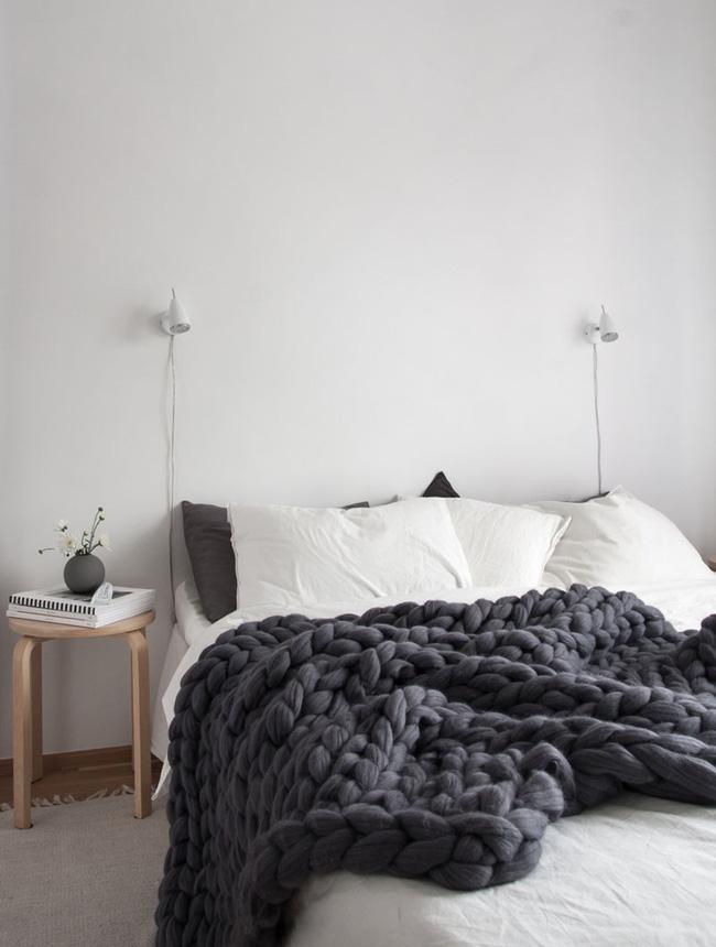 14 mẫu bàn đầu giường chẳng thể thiếu bên trong phòng ngủ - Ảnh 4.