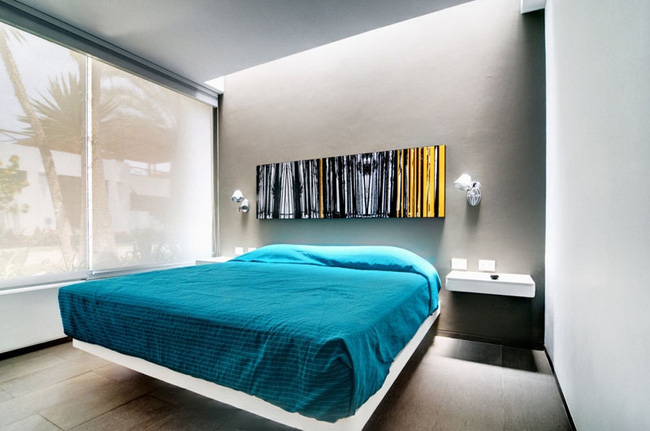 14 mẫu bàn đầu giường chẳng thể thiếu bên trong phòng ngủ - Ảnh 5.