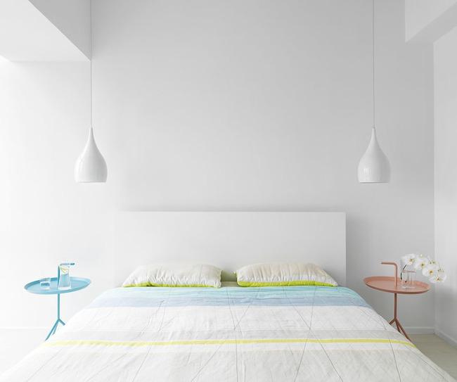 14 mẫu bàn đầu giường chẳng thể thiếu bên trong phòng ngủ - Ảnh 7.