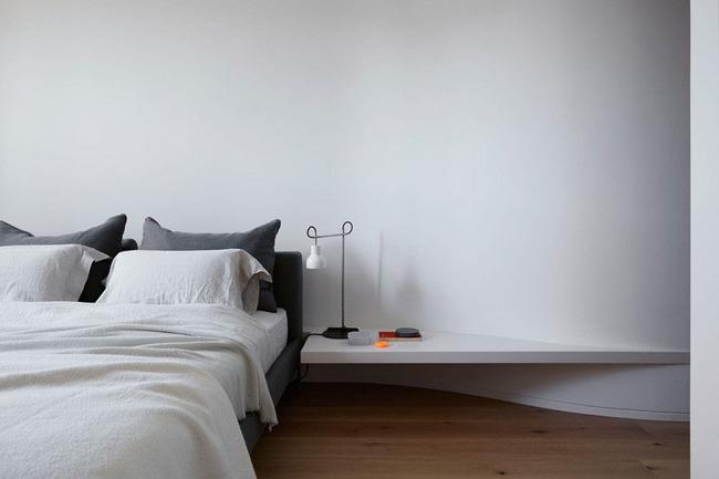 14 mẫu bàn đầu giường chẳng thể thiếu bên trong phòng ngủ - Ảnh 8.