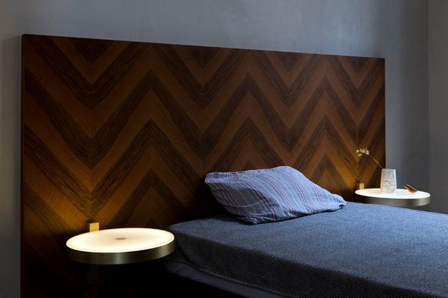 14 mẫu bàn đầu giường chẳng thể thiếu bên trong phòng ngủ - Ảnh 9.